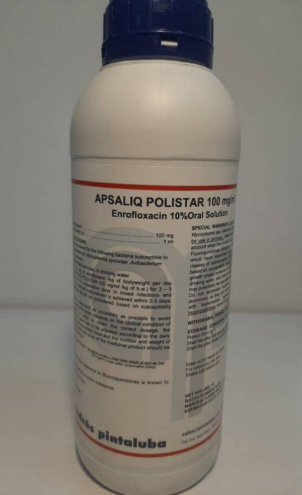 POLISTAR 100 mg/ml - Oral solution