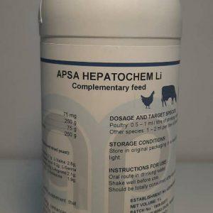 APSA HEPATOCHEM Li
