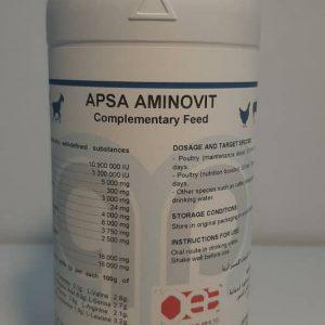 APSA AMINOVIT